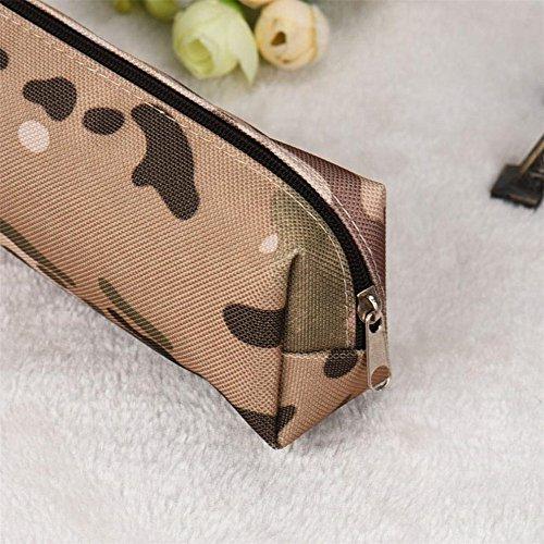 omaterial Räumungsverkauf❤❃,Boys Girls Camouflage School Supplies Pouch Purse Pencil Case Mini Bag Trendy ()