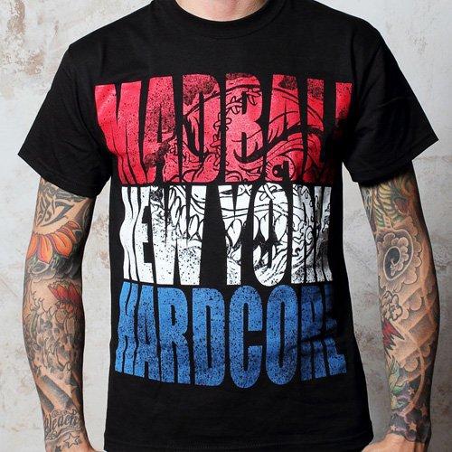Madball NY Colors 700011 Herren T-shirt 006 S