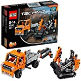 #10: Lego Roadwork Crew, Multi Color