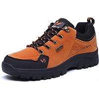 LECYGNB Scarpe da Trekking Uomo Impermeabili Scarpe da Escursionismo Leggere Antiscivolo Sportive All'aperto Scarpe da…