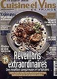 Cuisine et Vins de France  Bild
