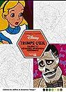 Coloriages Mystères Disney Trompe l'oeil par Mariez