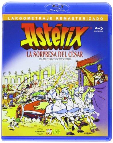 Astérix Y La Sorpresa Del César [Blu-ray] 61G3ktAqQbL
