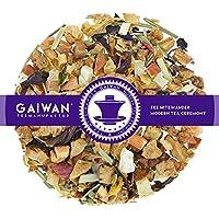 """N° 1266: Tè alla frutta in foglie""""Brezza di Agrumi"""" - 100 g - GAIWAN GERMANY - tè in foglie, mela, ananas, papaia, ibisco, citronella, girasole, malva, melissa"""