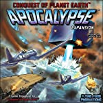 Conquest Of Planet Earth: Apocalypse Expansion
