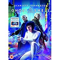 GHOST IN THE SHELL DVD + digital download