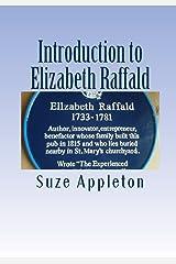 Introduction to Elizabeth Raffald Kindle Edition