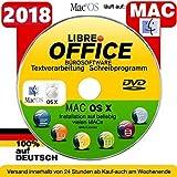 Libre OFFICE PREMIUM für MAC OSX Schreibprogramm [auf DVD Datenträger] ORIGINAL von STILTEC ©