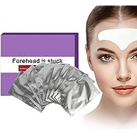 10PCS Patch Rughe, anti-rughe anti fronte maschera patch linee pelle idratante riparazione pad adesivo