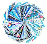 RayLineDo 50 10 * 10 cm Anderen Muster Patchwork Stoff