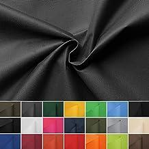 Carry - Lona impermeable - 100% poliéster - Por metro - 21 colores (gris oscuro)