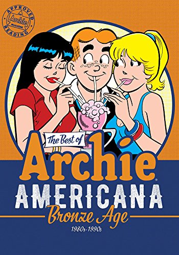 The Best Of Archie Americana Vol. 3: Bronze Age (Best of Archie Comics)