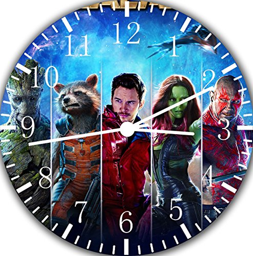 Guardians of the Galaxy Wanduhr 25,4cm Nice Geschenk und Raum Wand Decor E42