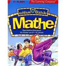 Die schlaue Bande: Mathe (8-12 Jahre)
