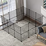 G-KAMP Multipurpose Organiser for Dog/Cats | Playing/Sleeping Cabinet for Dogs/Cats | Foldable House for Dogs/Cats | Bed/Cage