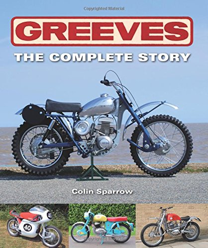 Greeves: The Complete Story por Colin Sparrow