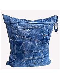 Couches-culottes anti-fuite Couches pour bébé sac à glissière seul sac-couche imperméable (jeans)
