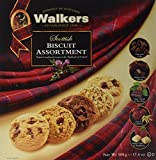 Walkers Scottish Biscuit Assortment 500 g (Pack of 3)