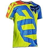 QINYA Fietsshirt, MTB-shirt, outdoorfietssport, fietsshirt, lange mouwen, uniseks, downhill-pak, heren, mountainbike, motorcr