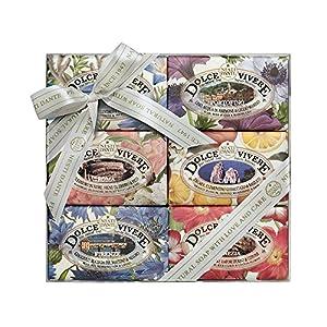 NESTI DANTE Dolce Vivere Collection, Soap 6 x 150 g
