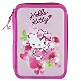 Target Hello Kitty Pencil Case Estuches, 22 cm, Rosa (Pink)