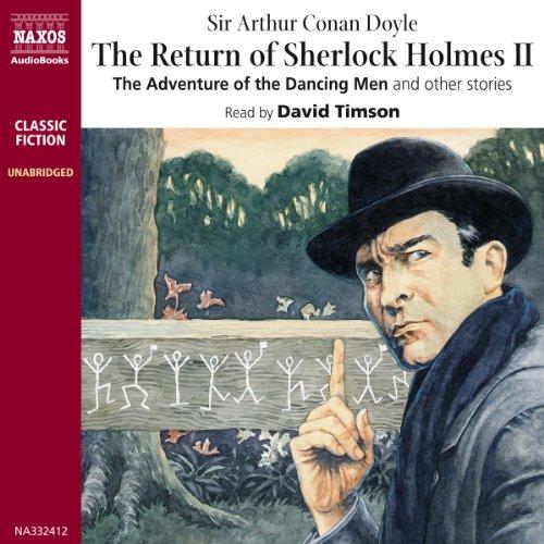The Return of Sherlock Holmes II  Audiolibri