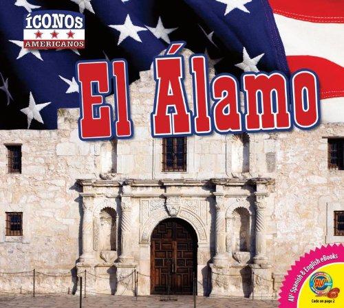 El Alamo (Íconos Americanos) por Steve Goldsworthy