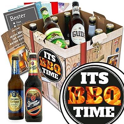Its BBQ-Time | Geschenkset Bier | Deutsches Bier