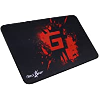 Redgear MP35 Speed-Type Gaming Mousepad (Black/Red)