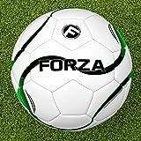 FORZA Futsal Ballon De Football – Taille 3 Ou 4 Balle De Futsal pour Les Tournois Et La Pratique [Net World Sports] (Taille 4, Paquet De 1)