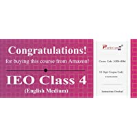 Practice Guru Topic Wise Tests For IEO Class 4 (Activation Key Card)
