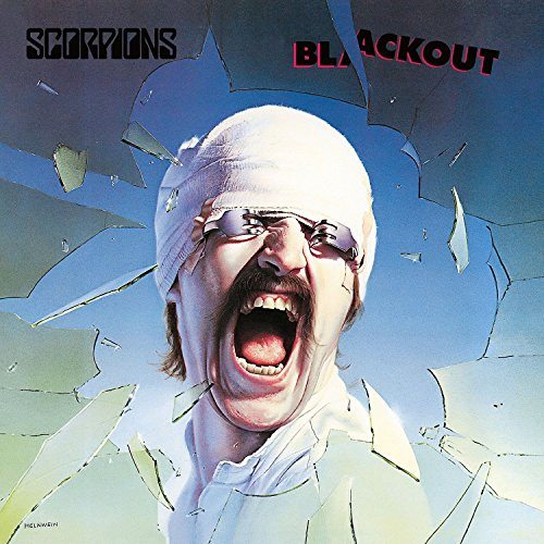 Scorpions: Blackout CD+DVD (50th Anniversary Deluxe Edition) (Audio CD)