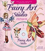 Fairy Art Studio: All the Clip Art You Need to Create a Magical World (Book & CD Rom)