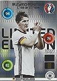Bastian Schweinsteiger Deutschland Classic Limited Edition Panini Adrenalyn XL EURO 2016 Sammelkarte Tradingcard Karte Card Checkliste