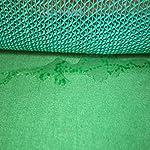 Emours Moisturizing Reptile Carpet Fiber Pet Mat,Green,Large 10