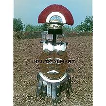 Nauticalmart Wearable muscular ARMOR con centurión romano casco Halloween disfraz