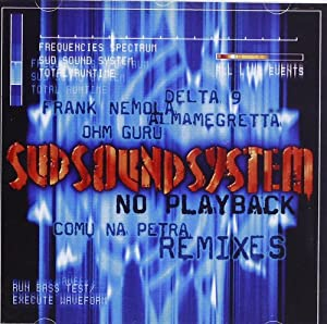 Sud Sound System -  No Playback (Comu na Petra Remixes)