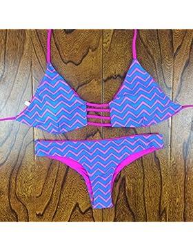 Conjuntos de Bikini Sexy traje de baño Trajes de Baño Bañadores Bañador de adelgazamiento populares en venta,...