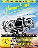 Nummer 5 lebt - 30th Anniversary Edition - Steelbook [Blu-ray] [Limited Edition]