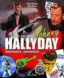 Objets - Johnny Hallyday Souvenirs Souvenirs
