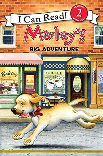 Marley's Big Adventure (I Can Read. Level 2)