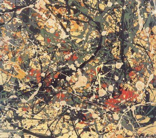 Jackson Pollock: (E)