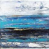 Bild abstrakt modern Malerei Kunst Original Acryl Gemälde 30x30 cm