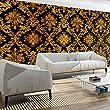 tapete gold barock