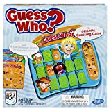 Buy Guess Who. Game - Can you guess your opponent's Mystery Character before they guess yours. Then you're ready to win this version of the classic Guess Who. game! Ask your opponent yes-or-no questions about the character's colour, wheels, a...