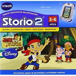 Videojuego para, Storio, Jake y los piratas, VTech.