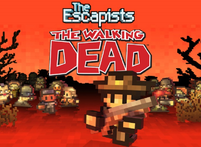 The Escapists: The Walking Dead Deluxe Edition [PC/Mac Code - Steam]