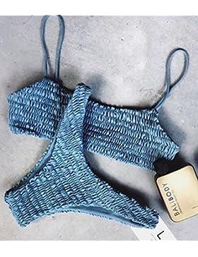 El triángulo es moderno y cómodo bikini _ moda bañador y pliegue el triángulo es moderna y cómoda, bikini, bikini...