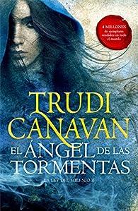 El Ángel de las Tormentas par Trudi Canavan