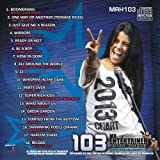 Mr Entertainer March Chart Hits CDG 2013 MRH103 Karaoke -